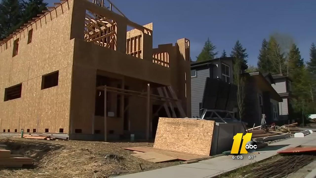 Raleigh ranks high in housing