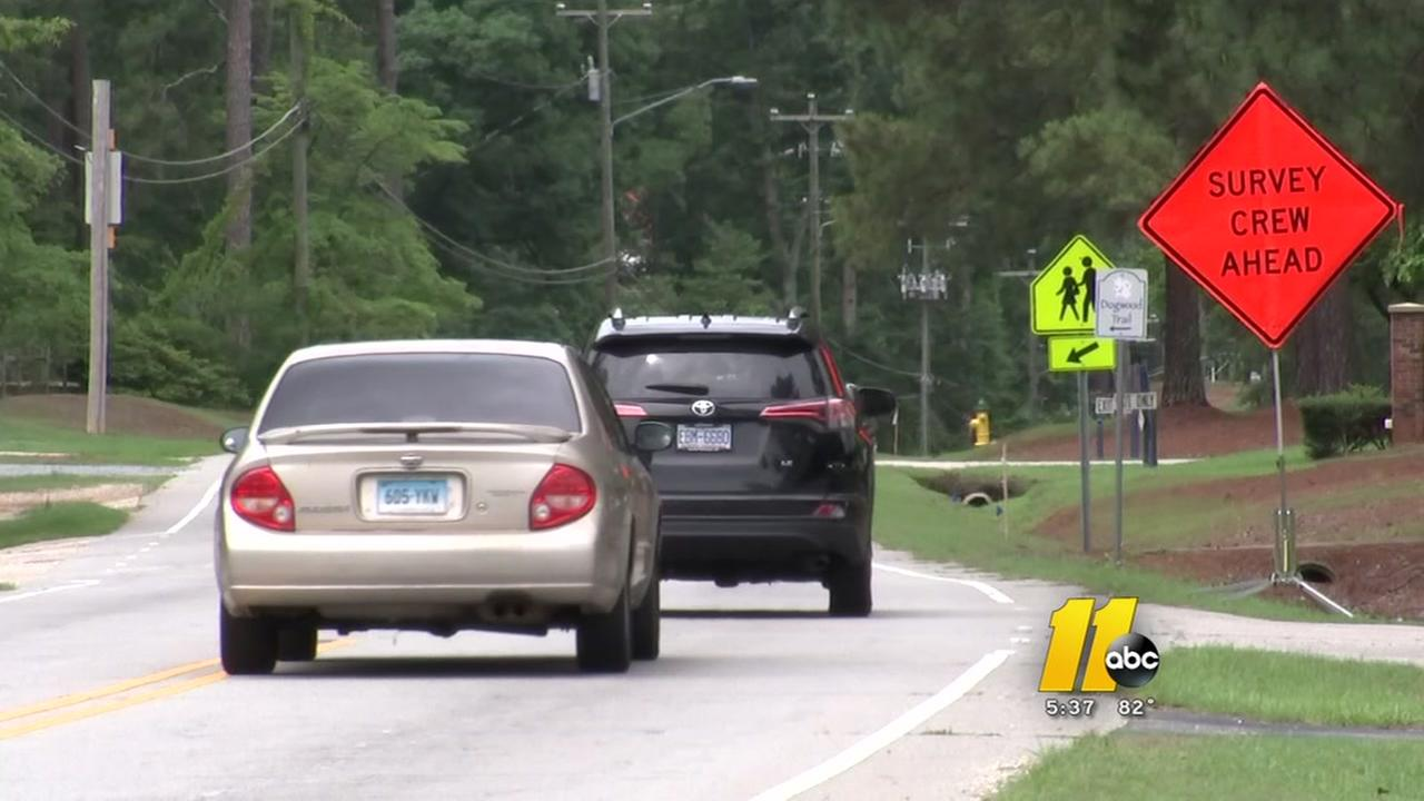 Road expansion project angers Fayetteville residents