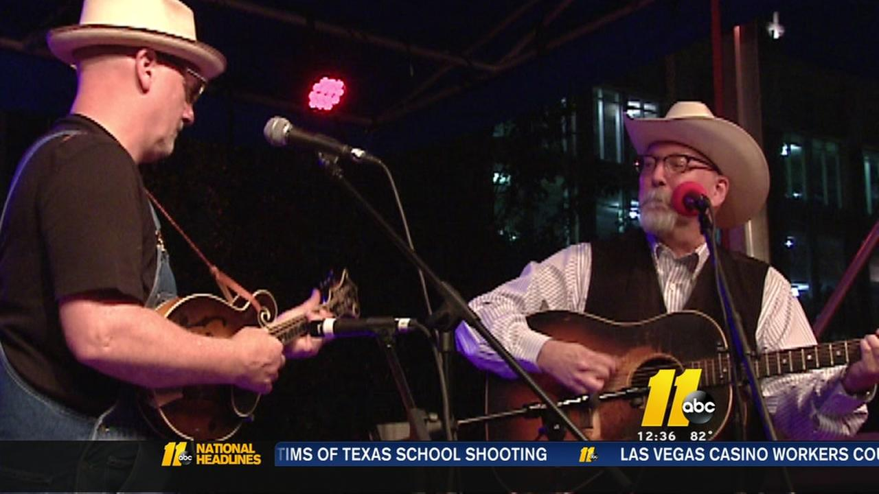 World of Bluegrass will stay in Raleigh