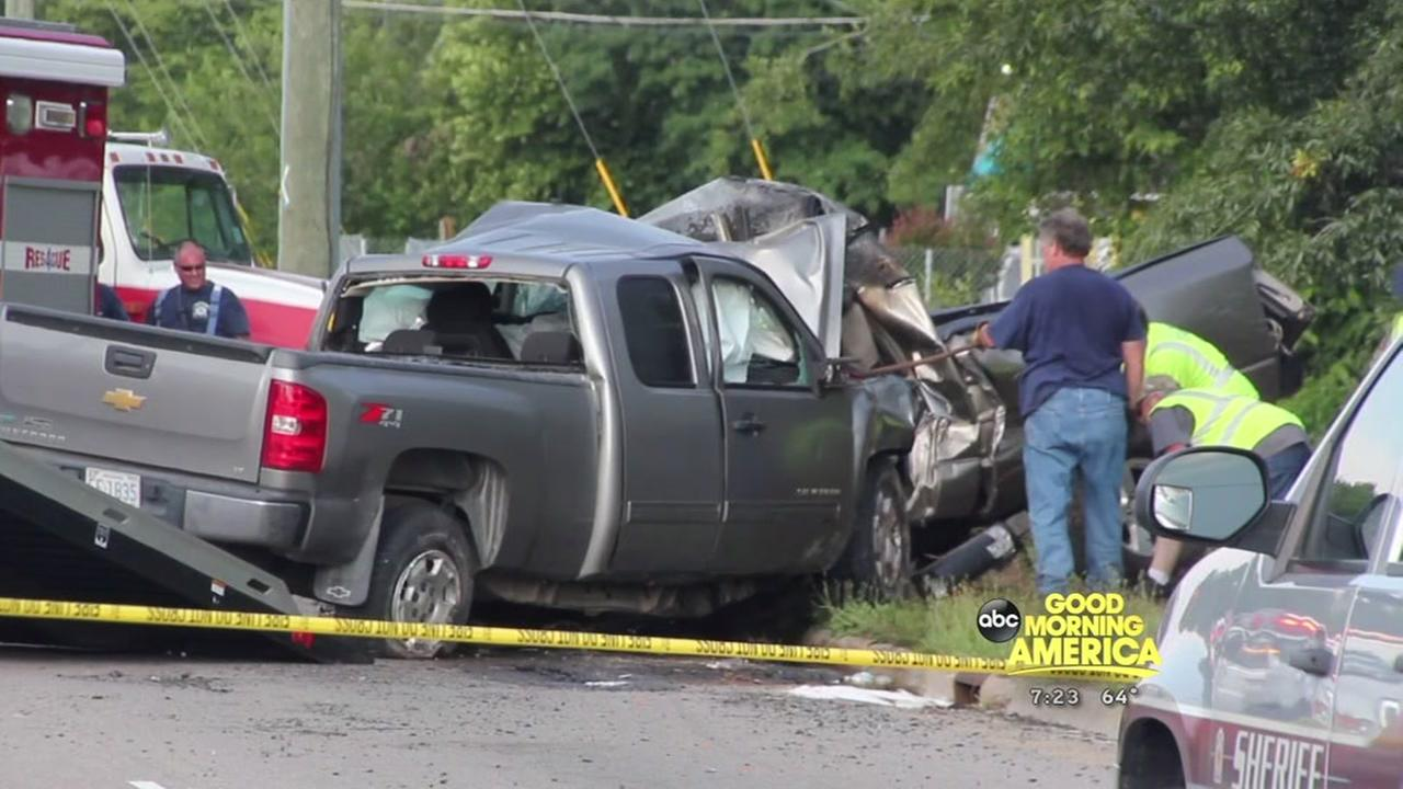 Robeson County attorney killed in Cumberland County crash