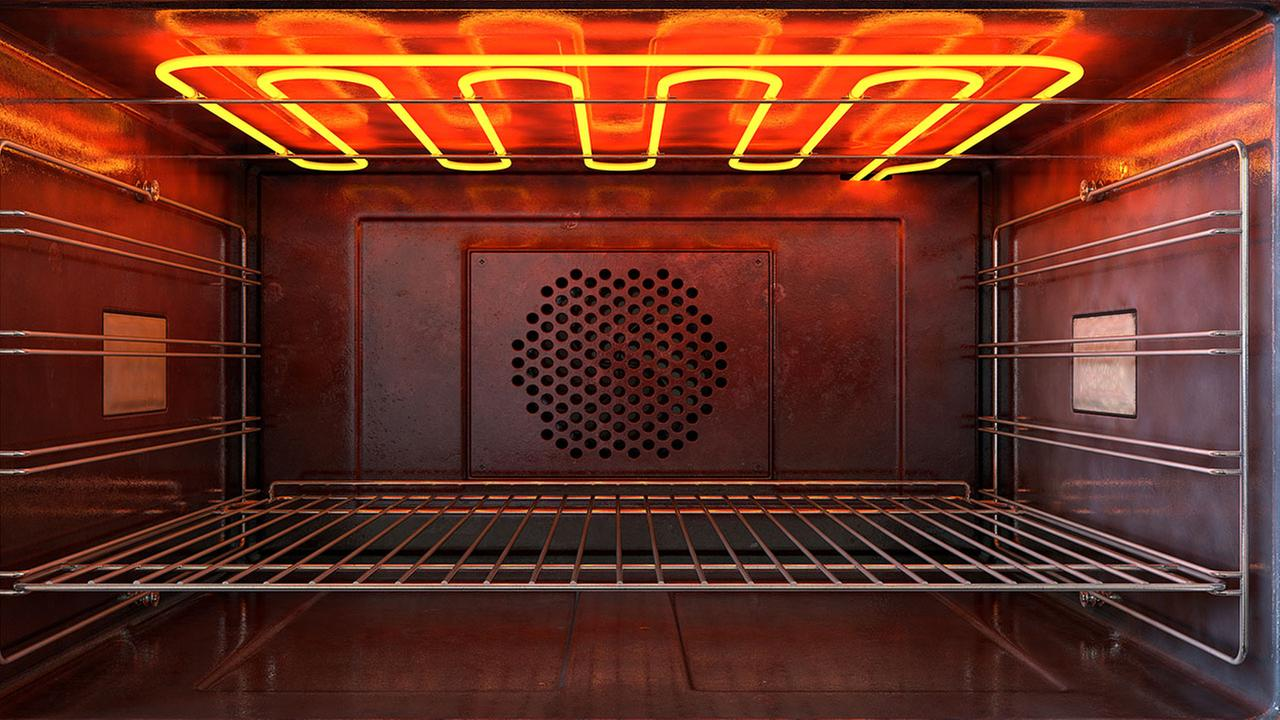Man shot while retrieving gun from oven's broiler
