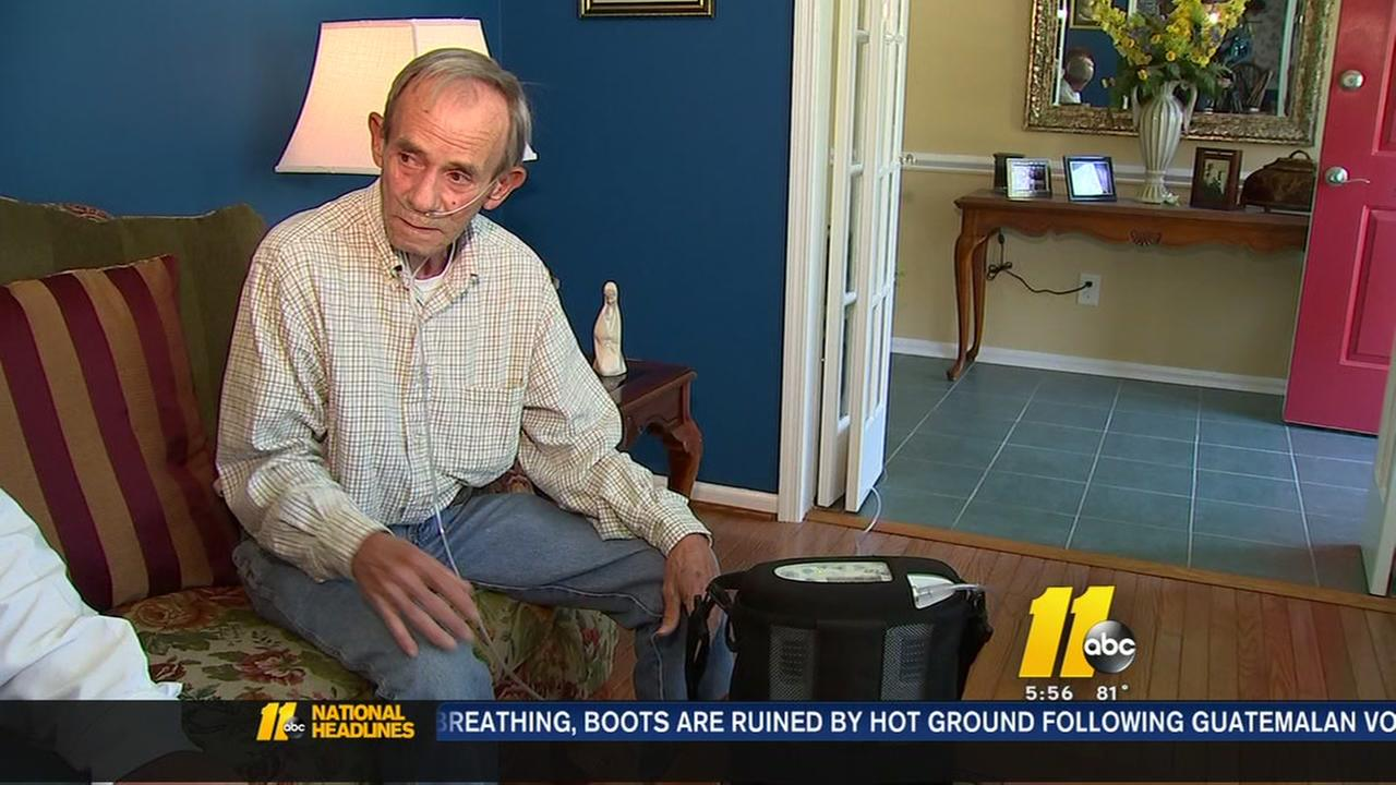 Troubleshooter helps a Cumberland County man get his life changing equipment