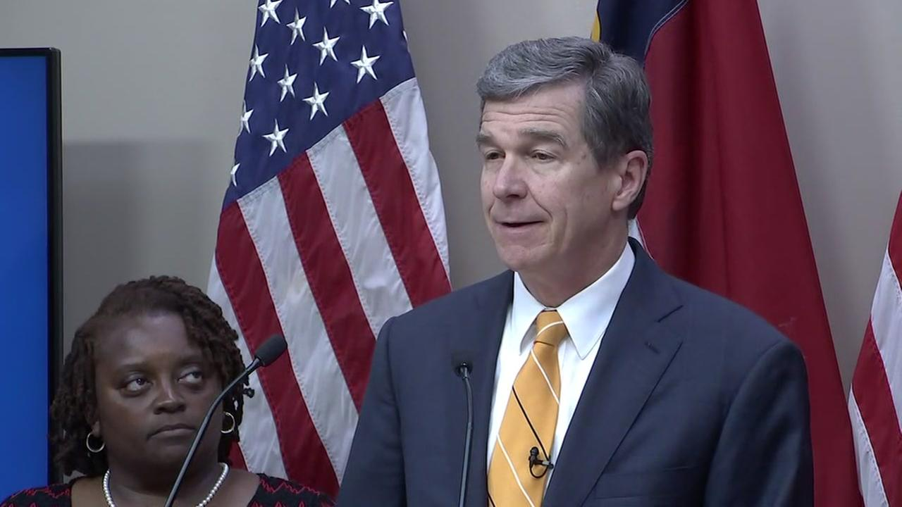 Governor Cooper says budget passed by Republicans doesnt cut it.
