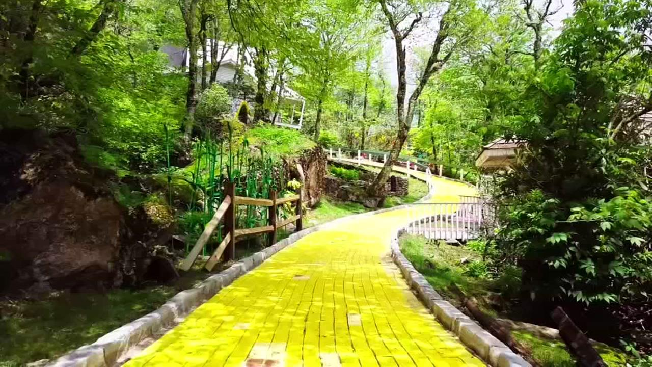 Hidden History: Exploring North Carolina's Land of Oz Theme Park