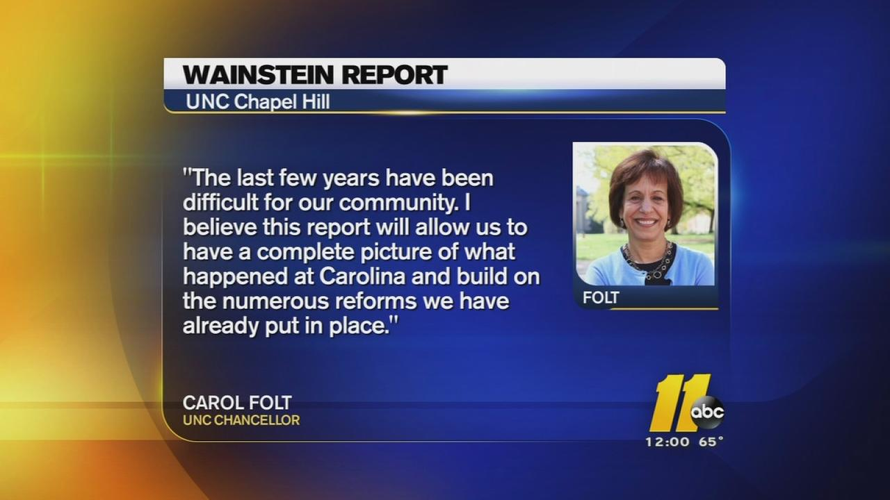 UNC report on academic fraud to be released