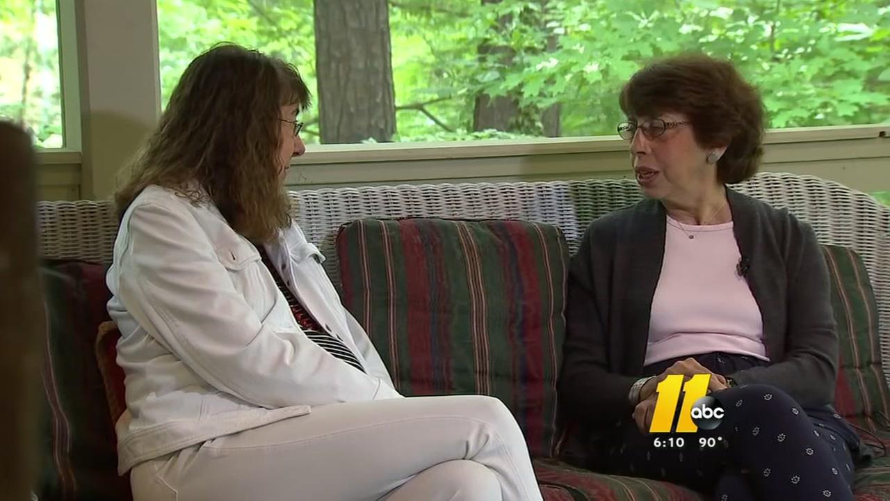 Chapel Hill organ donor, recipient co-author new book