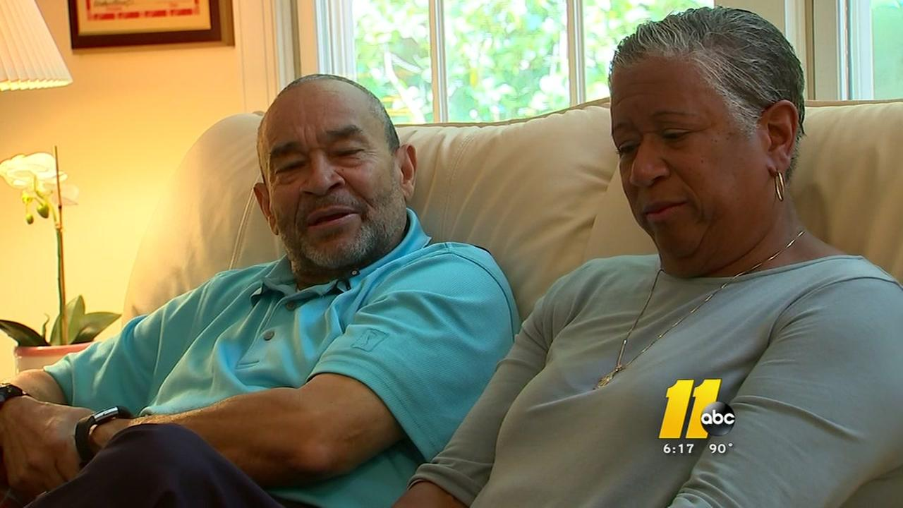 First African-American couple married at Duke Chapel celebrates 50 years of marriage