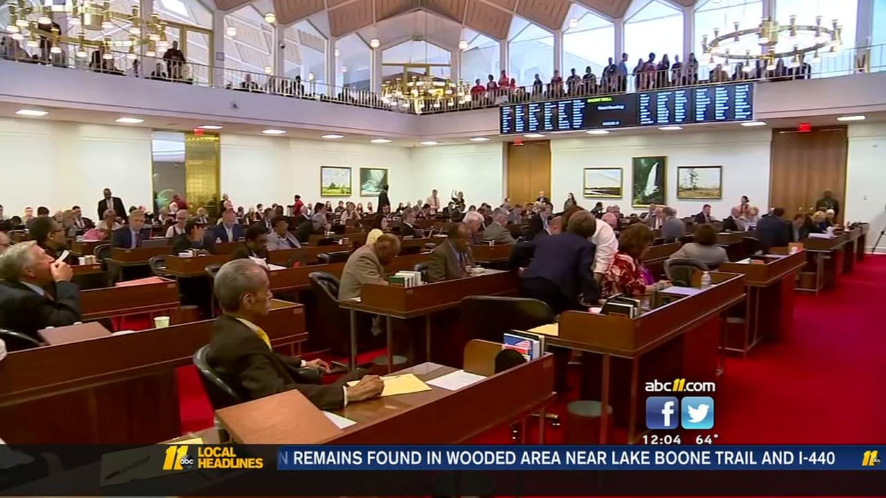 House overrides Gov. Coopers budget veto