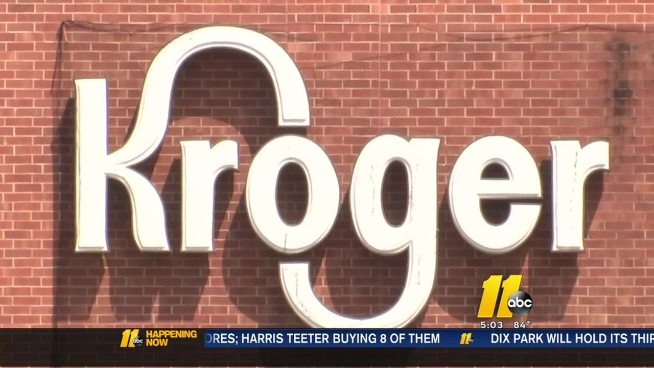 Kroger closing all 14 stores in Durham and Wake County