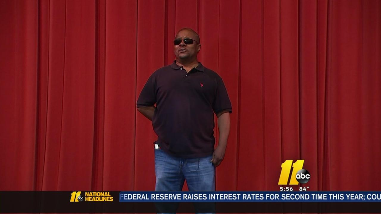 Semi-Finals of National Blind Idol come to the Carolina Theatre