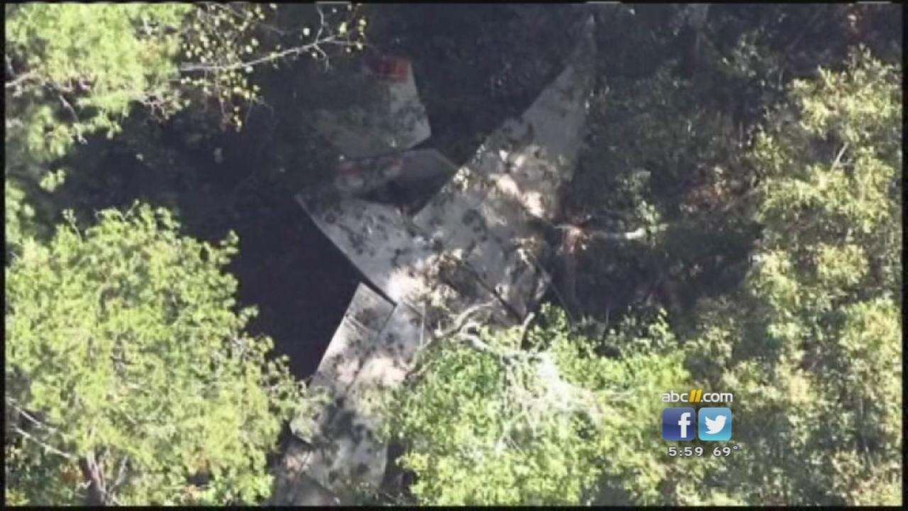 Sheriff: 1 killed in small plane crash