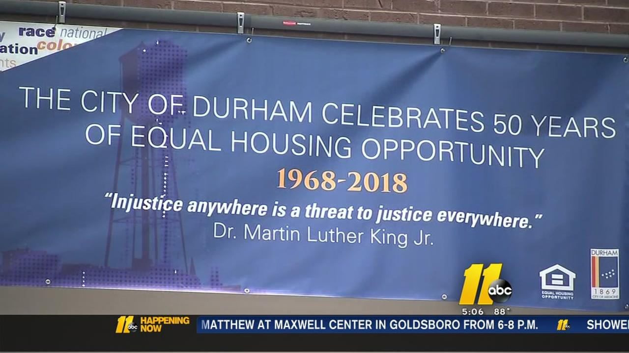 Task force challenged to study Durhams impact on people of color