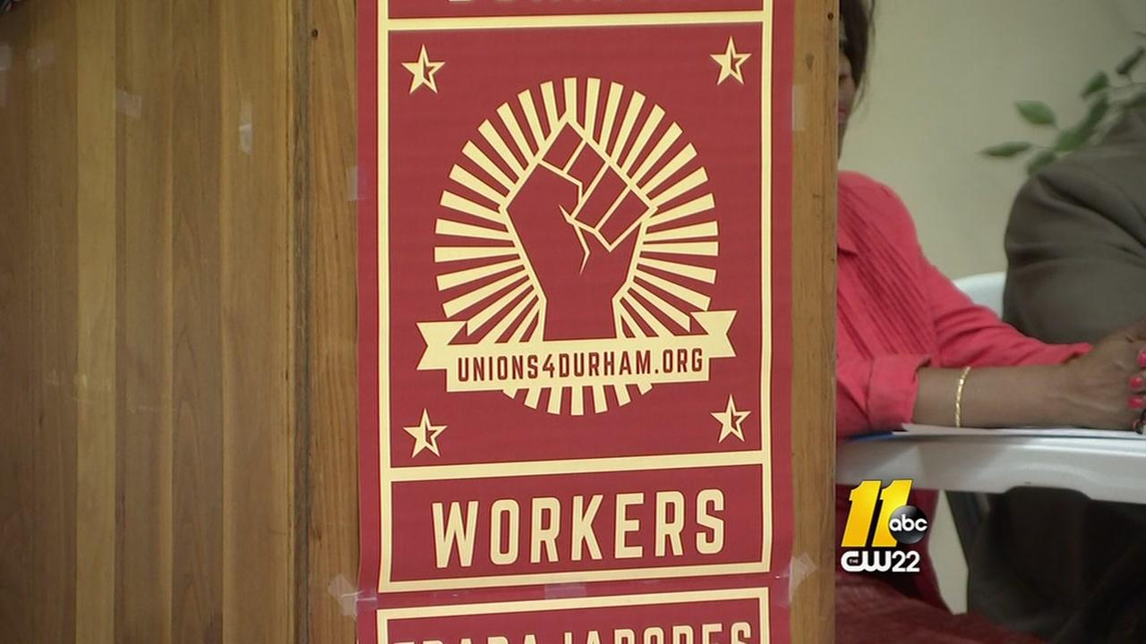 New effort to beef up the bargaining power of NC employee unions