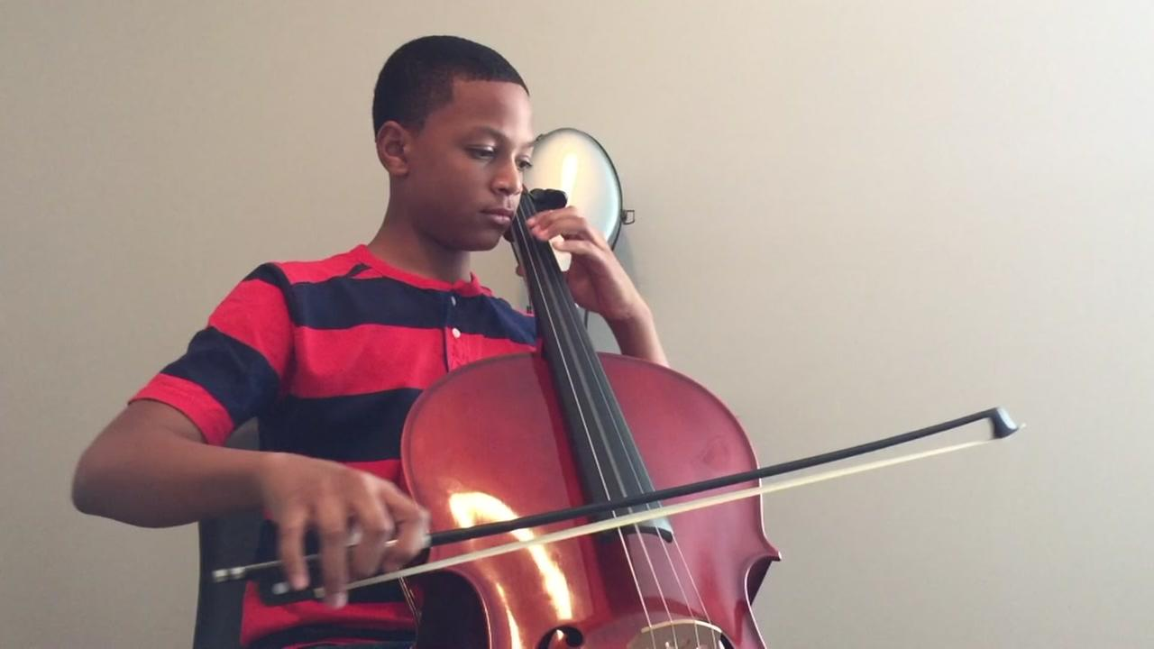 Zebulon middle school student to perform at Carnegie Hall