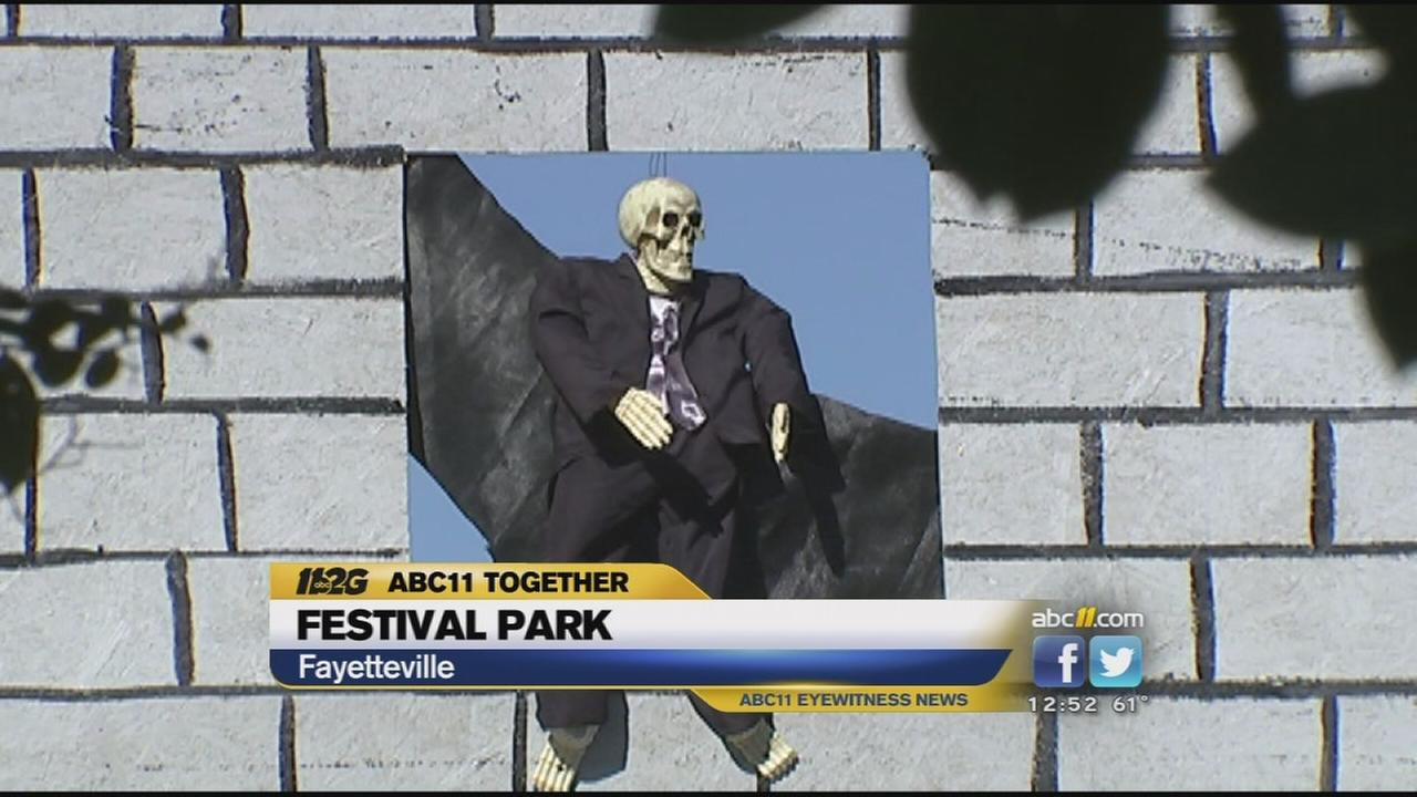 Fall Dogwood Festival comes to Fayetteville
