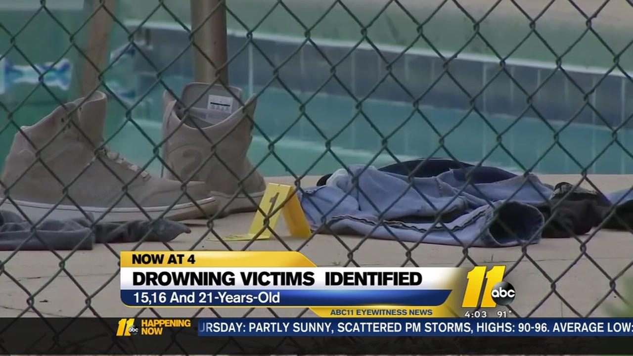 911 calls released in Durham apartment complex drownings