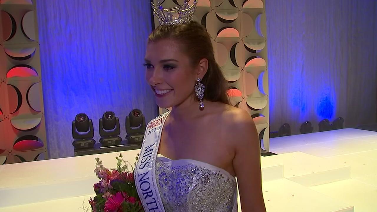 Miss NC Outstanding Teen 2018