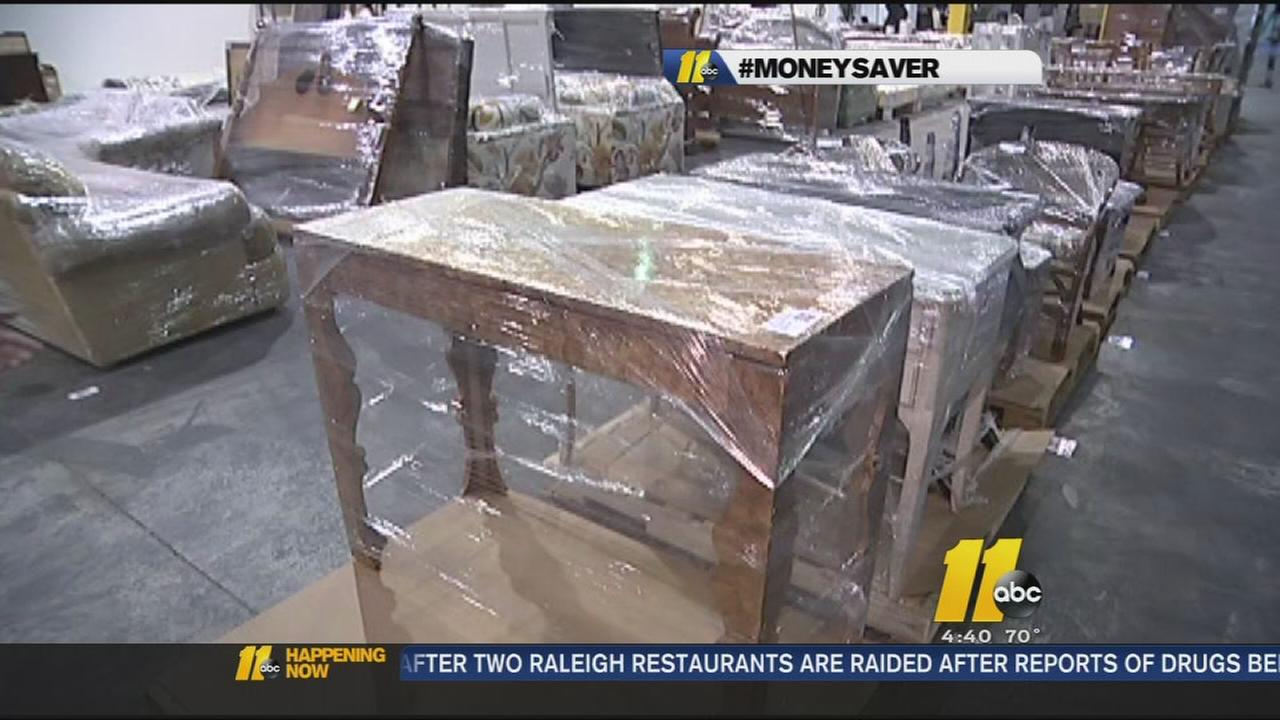 Move loot arrives in the Triangle with a new way to buy and sell used furniture