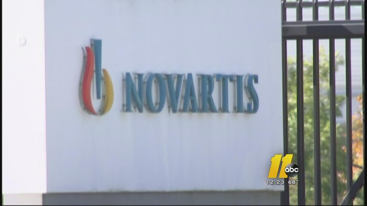 Novartis Holly Springs