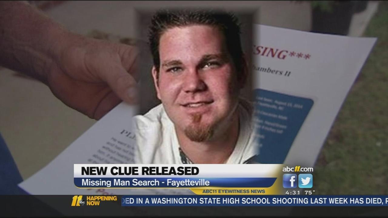 New lead in missing Fayetteville man case