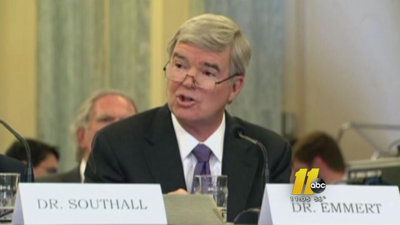 Emmert finds Wainstein report findings deeply troubling