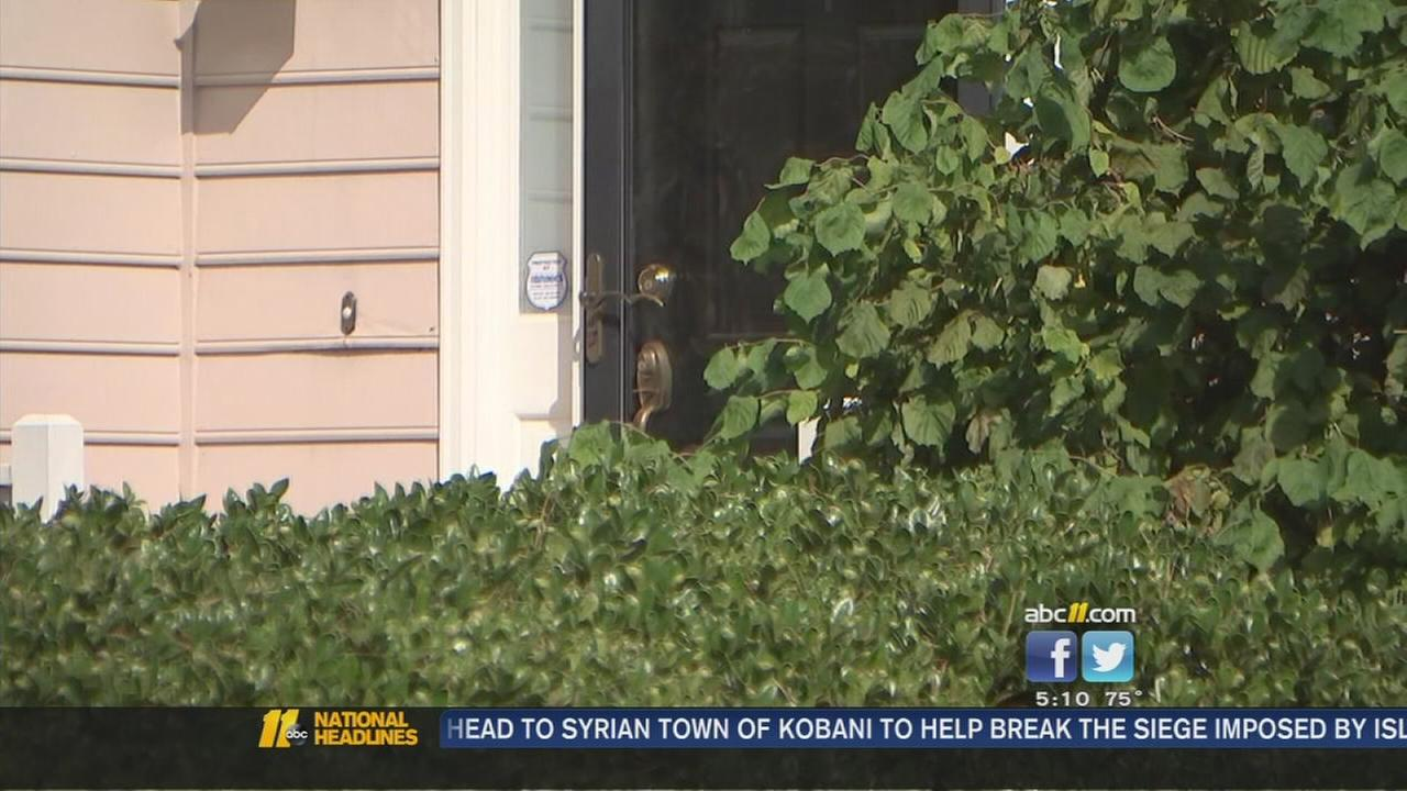 Rash of burglaries have some in Cary on edge