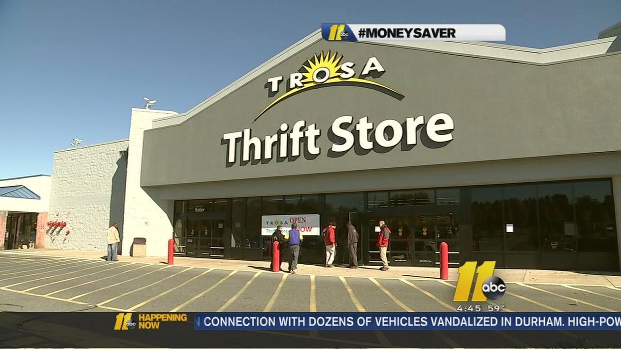TROSA new mega store in Durham