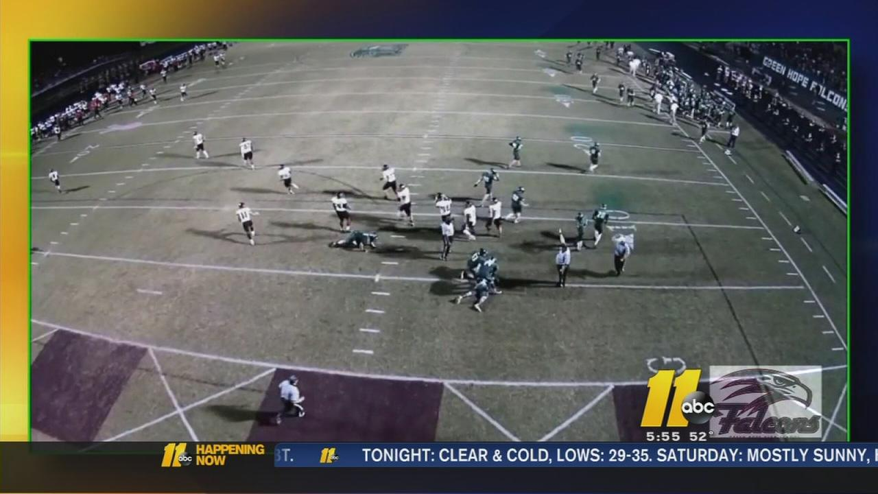 FAA cracks down on drone at high school football games