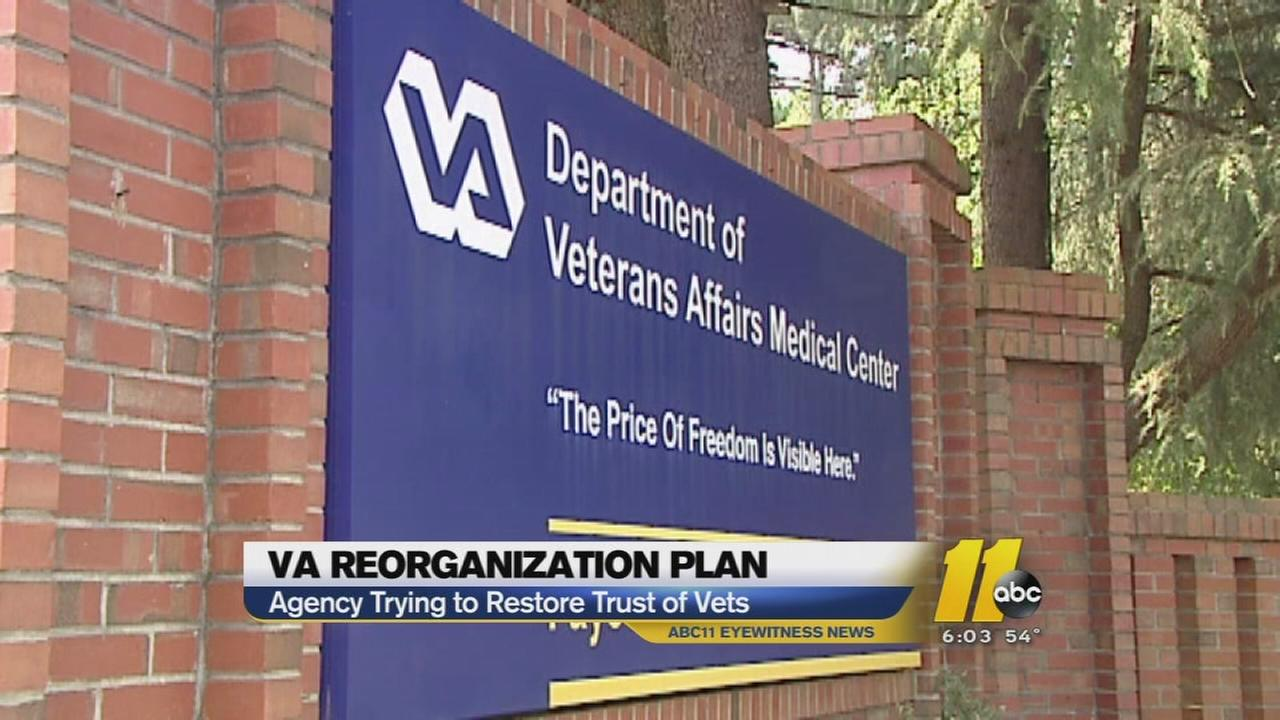 VA chief outlines restructuring plan in blog
