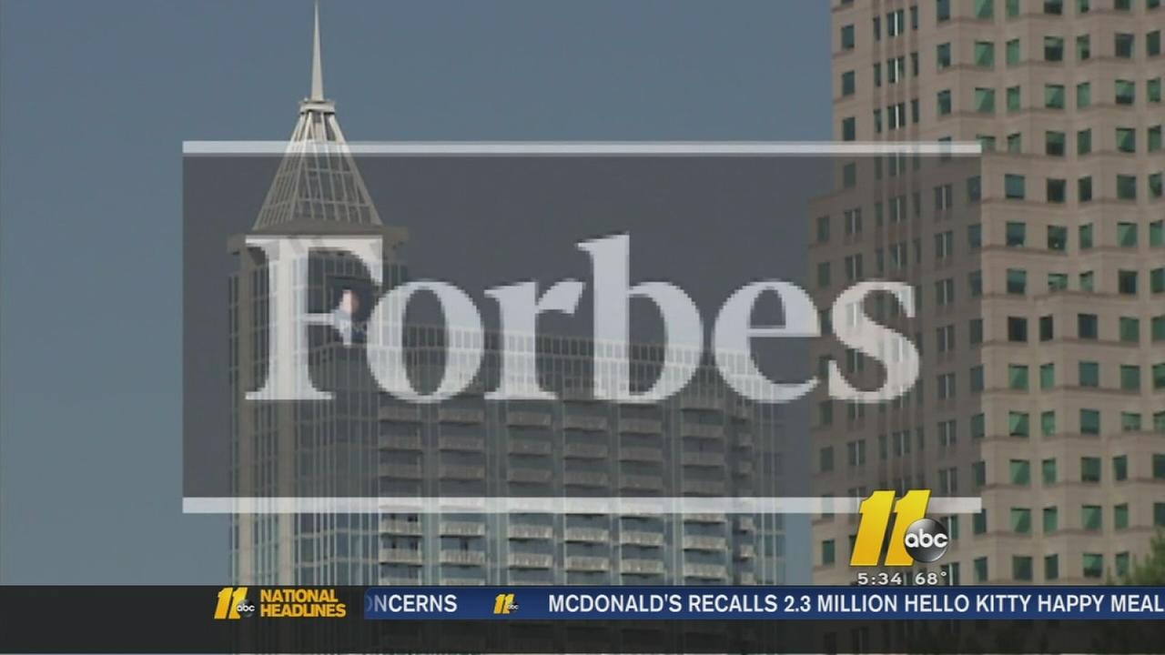 Forbes: Raleigh 2nd easiest city to find a job