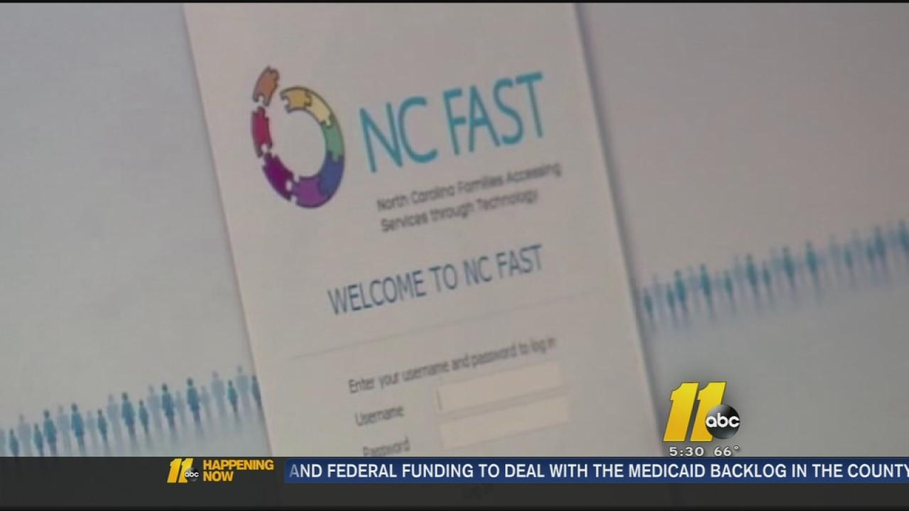 Wake County takes steps to alleviate NC FAST problems