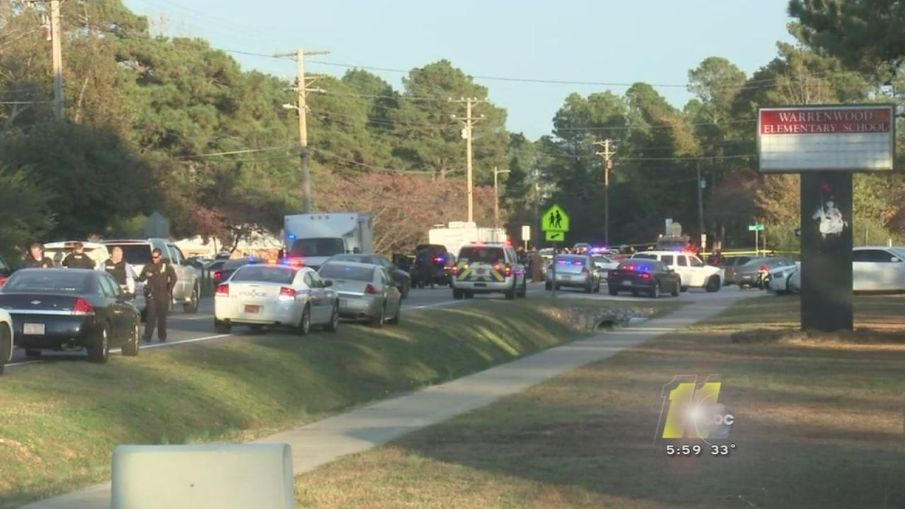 Officer shot responding to burglary call, suspect found dead
