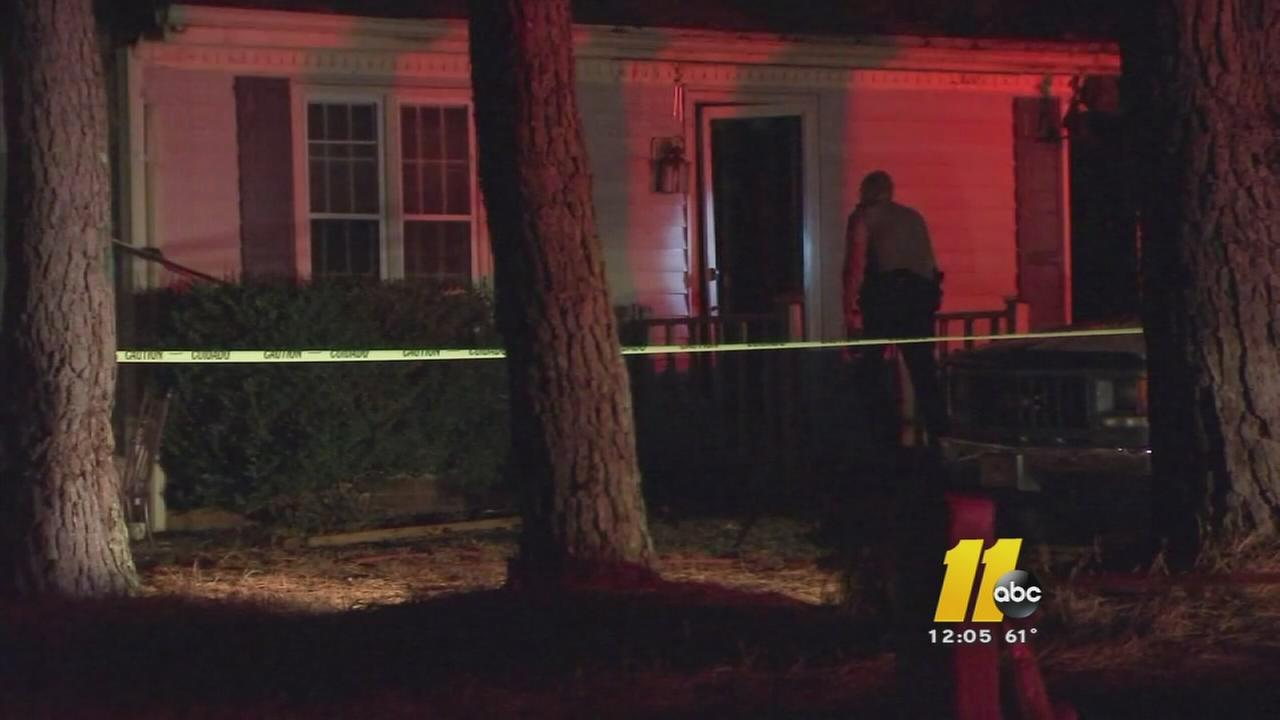 A man was killed in a Fuquay-Varina house fire