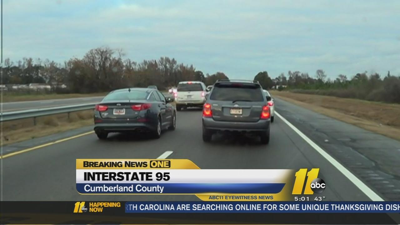 Thousands hit the roads and skies for Thanksgiving holiday