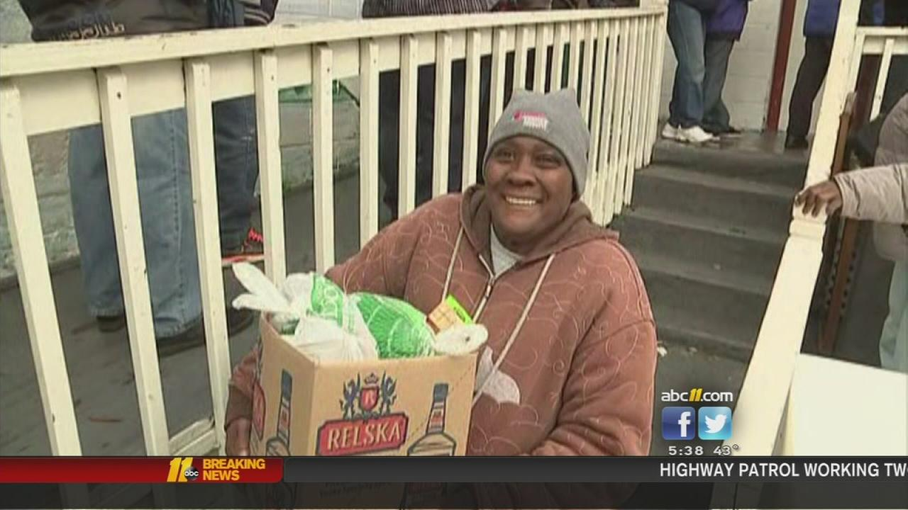 Raleigh Helping Hand Missions needs turkeys