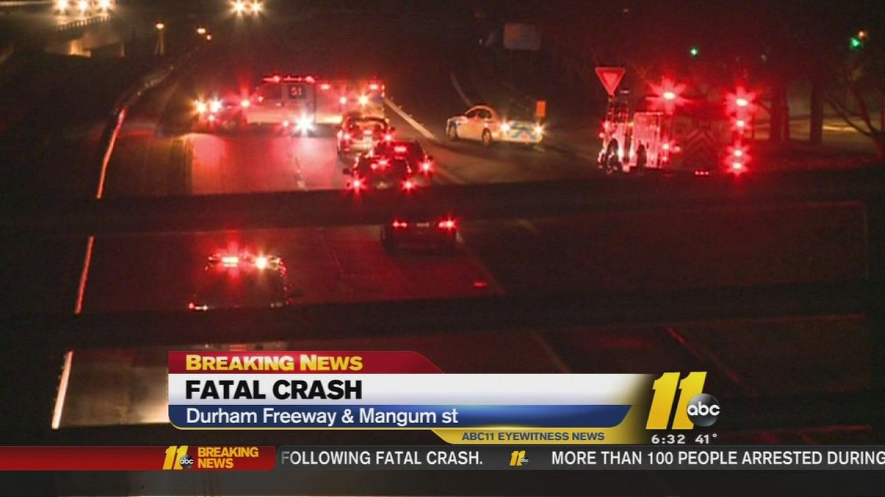 Durham fatal crash