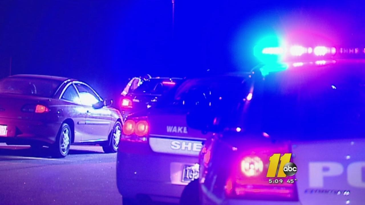 Through the first 10 months of 2014, Raleigh police have made a whopping 2,280 DWI arrests