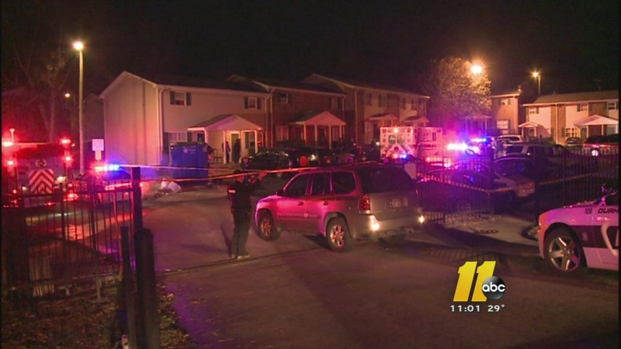 One of multiple shootings in Durham Friday night
