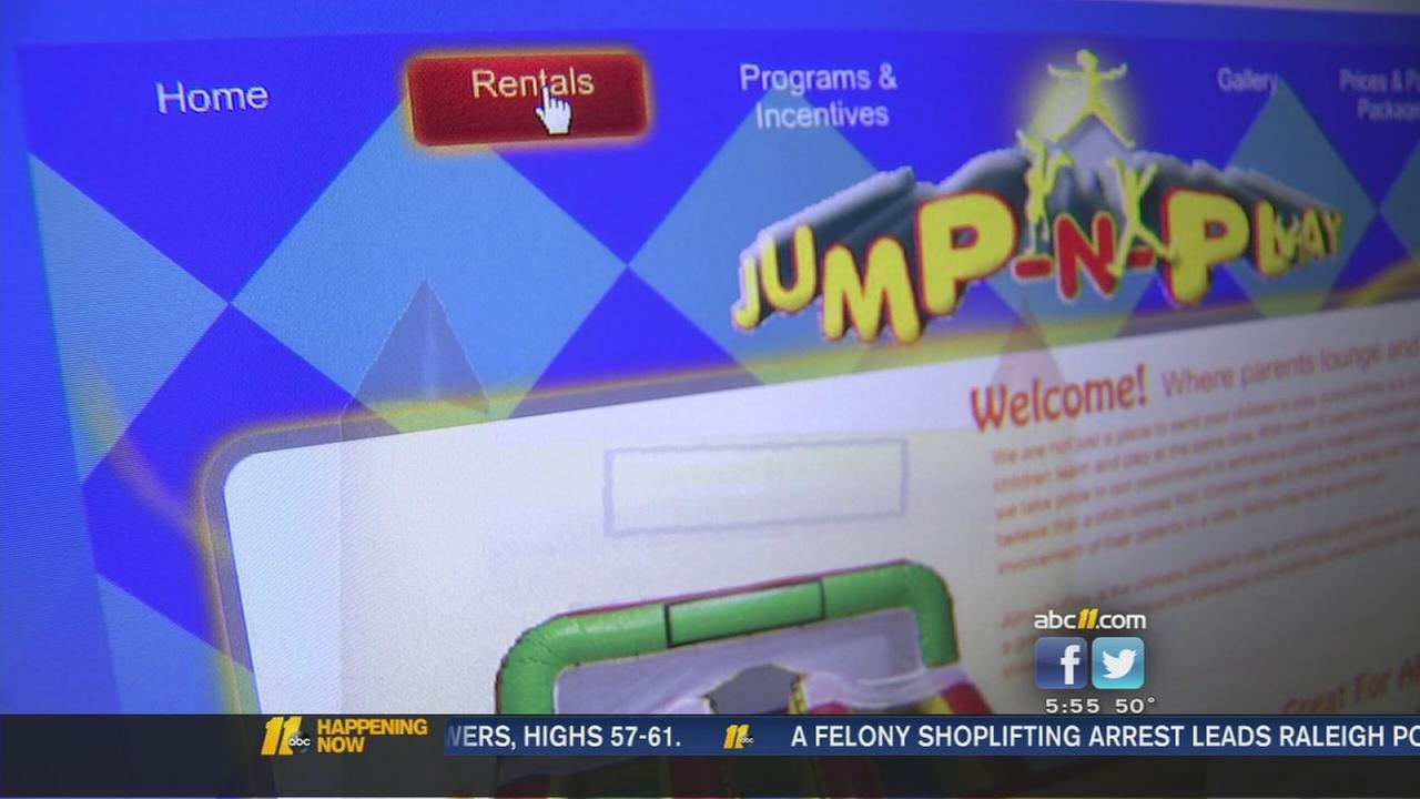 Family fights for refund after bouncy house blunder