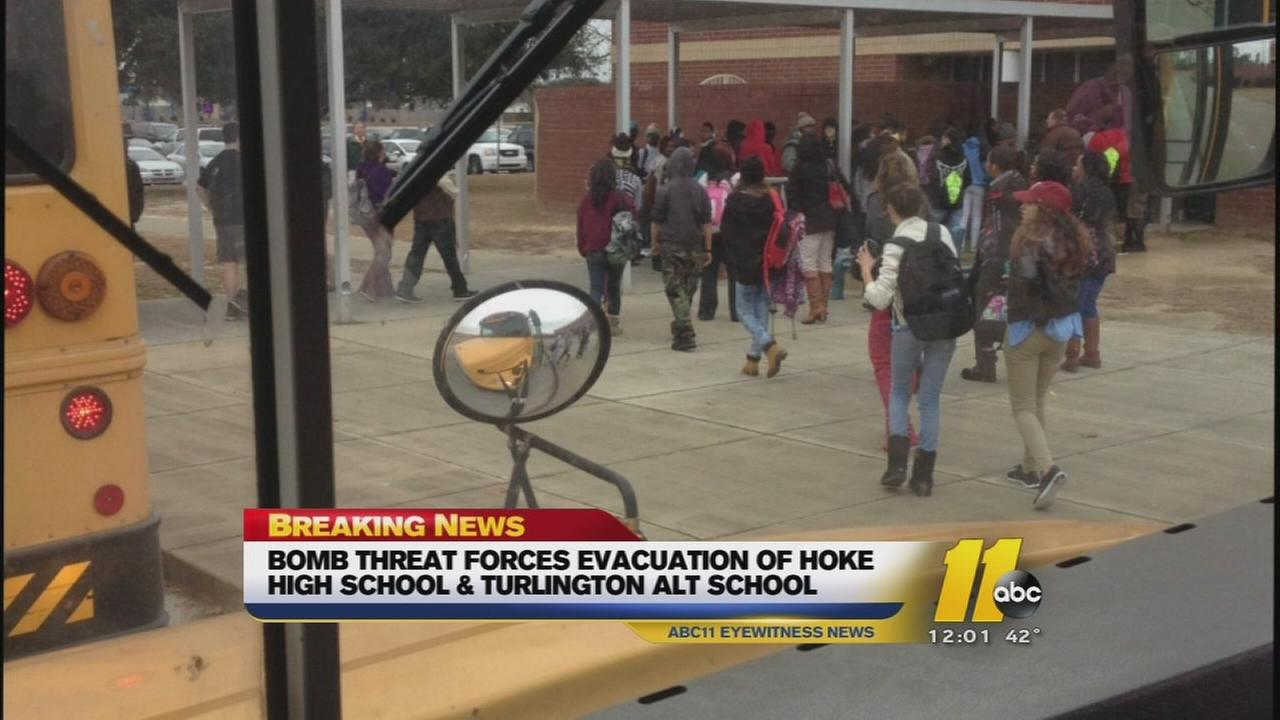 U High Bomb Threat abc11.com - ABC...