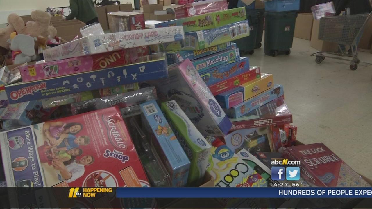 Time running out for Angel Tree donations