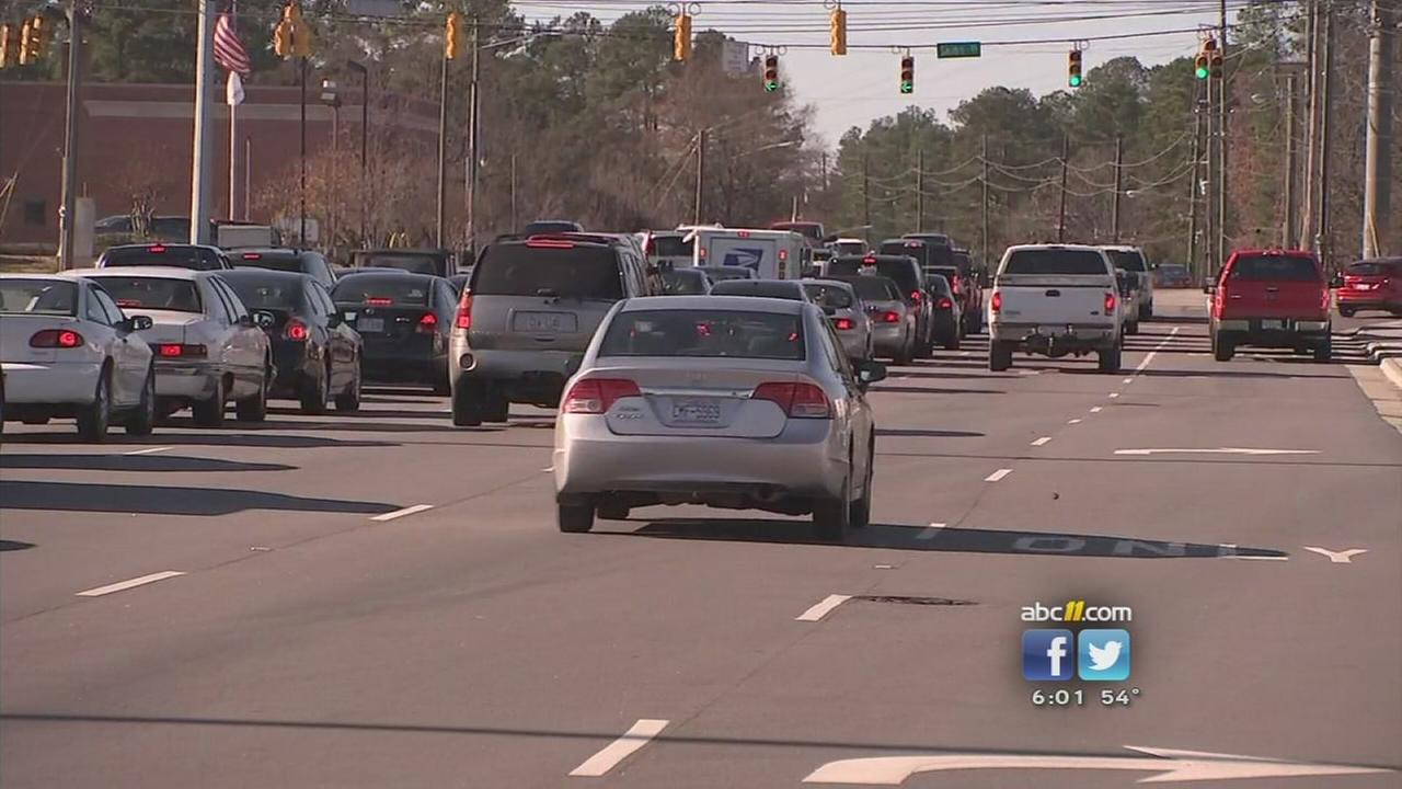 Fayetteville unity march to draw hundreds, block traffic