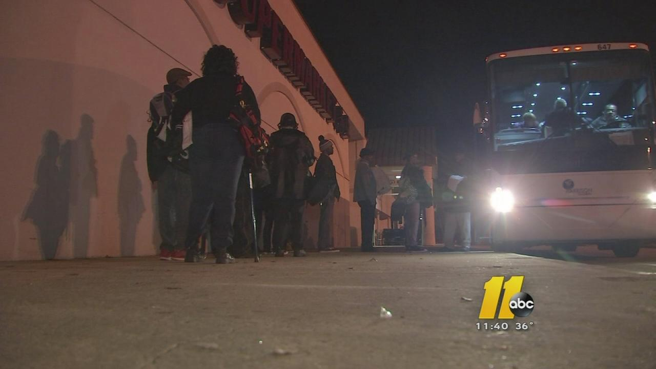 Buses head to Washington D.C., for national march against police violence