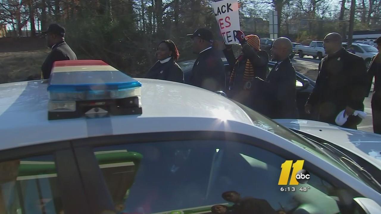 Police behavior subject of expected North Carolina bill