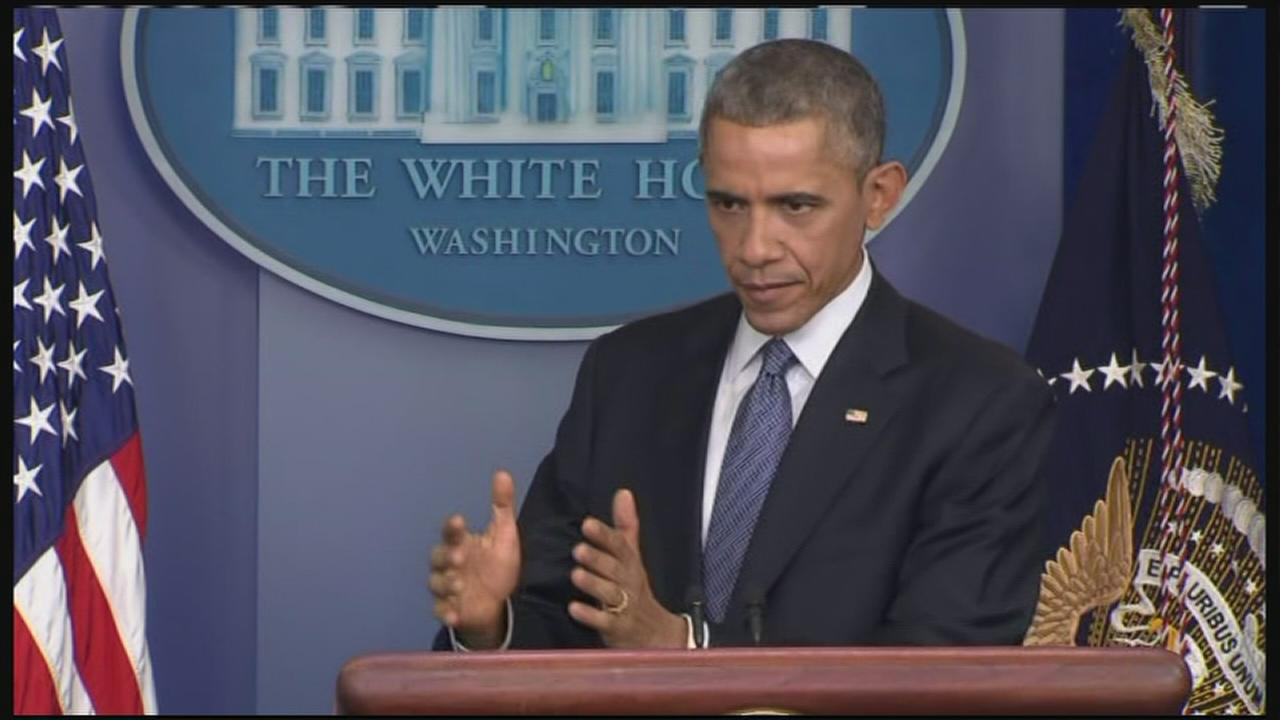 Raw Video: President Obama news conference
