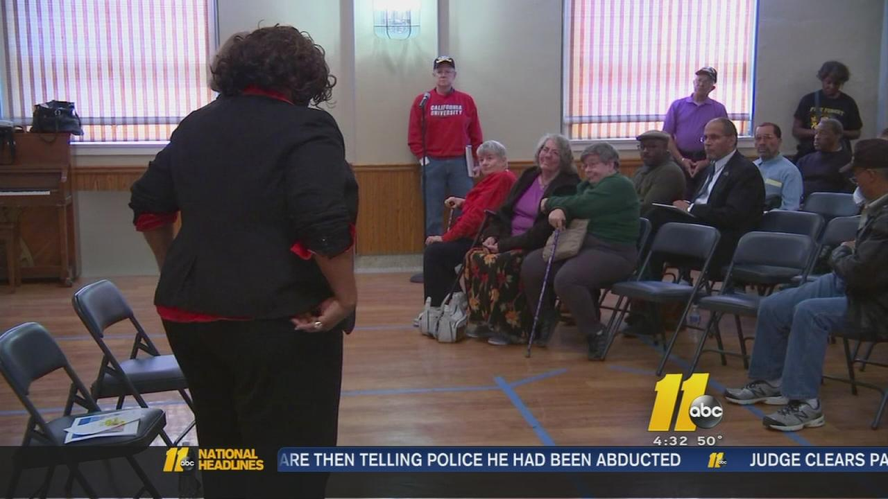 VA holds town hall meetings in Fayetteville