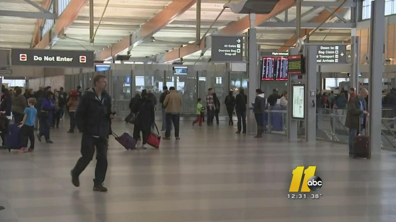 Power outage at RDU