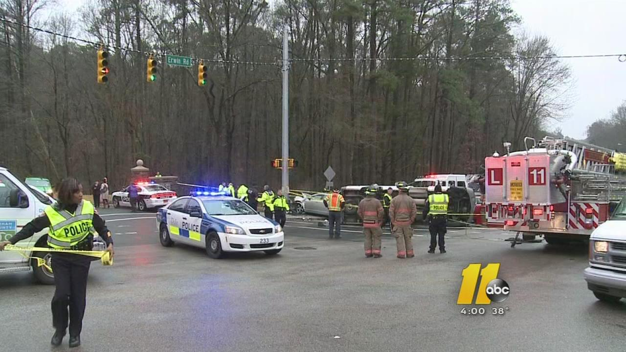 One killed in Durham crash