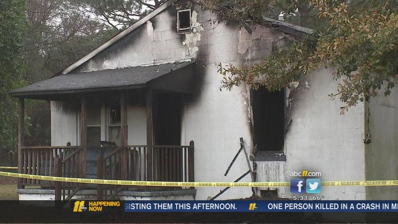 Families forced from homes by Fayetteville fire