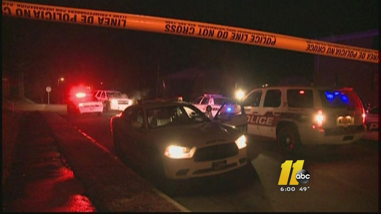 Durham officer targeted by gunman